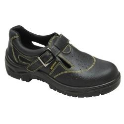 """Guantes Nitrilo / Nylon Glovex con Colgador  9"""" (Par)"""