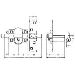 Guantes Nitrilo / Nylon Glovex  6 Foam (Par)