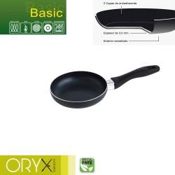 Cartel / Señal Fluorescente Salida 22x10 cm.