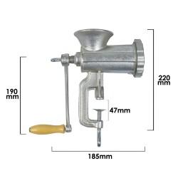 Cable Galvanizado   6  mm. (Rollo 100 Metros) No Elevacion