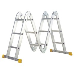 Escalera Multiposicional Aluminio