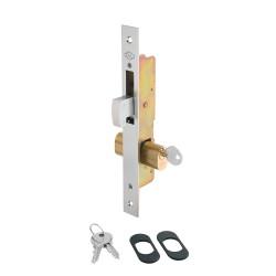 Escalera Aluminio 2 Tramos 12+12 Peldaños. Plegable, Antideslizante, Resistente