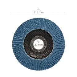 Cierre Caja Con Enganche Plano 100 mm. (Caja 25 unidades)