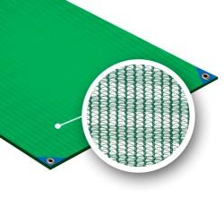 Rejilla Ventilación Atornillar  20x20 cm. Blanca Lacada